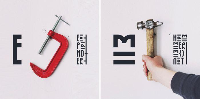 A fonte gratuita dessa semana vem direto da Rússia e foi batizada de Kurbanistika pelo seu criador, o designer Misha Priem. O visual dessa fonte veio do visual criado com os carimbos chineses e serve muito bem para criar posters e materiais que precisam chamar a atenção das pessoas mas que, não necessariamente, precisam de uma leitura fácil.