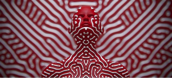 Diffusion é o nome dessa obra de arte em forma de vídeo criada pela diretor de arte japonês Kouhei Nakama. No video você pode observar como uma mulher é distorcida por padrões, formas e luzes de diferentes maneiras. Algo que me lembrou muito a forma com a qual alguns animais, como os polvos, se camuflam no seu ambiente.