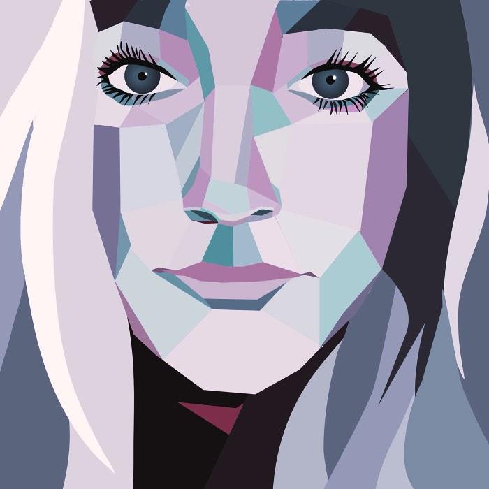 Ellen Edgerton é uma artista lá de Syracuse, no meio do estado americano de Nova Iorque. Ela se considera uma artista em perpétuo estado de bloqueio criativo e eu até acredito nela apesar de tudo que vi no seu portfólio.