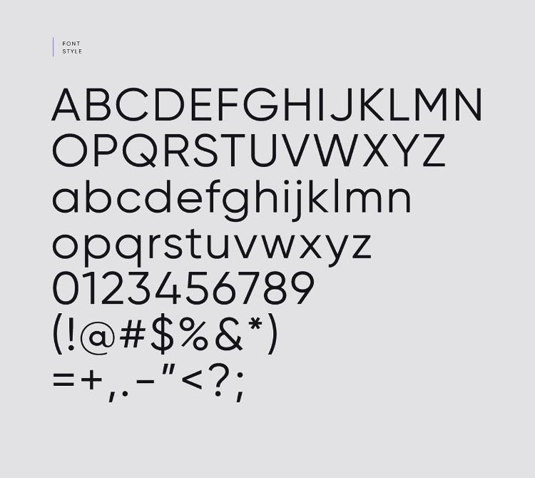 Gilroy é o nome dessa fonte moderna que segue o visual sem serifas com um toque geométrico, criação de Radomir Tinkov lá da Bulgária. A versão paga dessa família tipográfica vem com vinte pesos diferentes e suas versões em itálico. Se você gostou do que viu aqui no nosso artigo, você pode fazer o download gratuito da versão Light e da versão Extra Bold para experimentar o design e pensar duas vezes antes de comprar essa enorme família tipográfica.