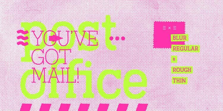 Austral Slab é uma fonte desenhada a mão por Julia Martinez Diana, do estúdio argentino conhecido como Antipixel. A fonte vem com uma textura única e um estilo que acaba passando uma sensação bem distinta para todos os trabalhos. A fonte vem em três pesos diferentes: Regular, Light e Thin e todos esses pesos vem com contornos tortos e diferentes, dando uma impressão de exclusividade e de personalidade a tudo que foi criado com a Austral Slab.