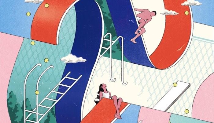Jee-ook Choi é uma ilustradora coreana bem conhecida nos círculos de ilustração pelo mundo. Tudo culpa dos seus trabalhos surreais que tem como cenário ambientes que poderia ser descritos como charmosos. Acredito que foi isso que chamou a atenção do pessoal do BIFAN Festival e foi como eu cheguei a seu portfólio.