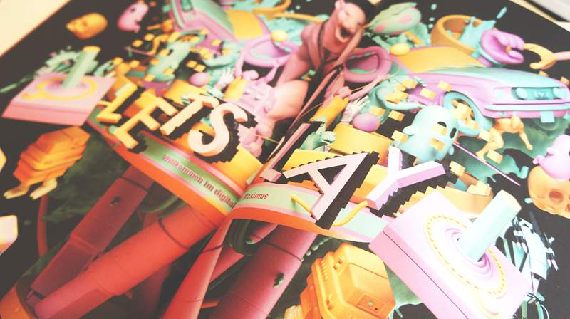 HowTo é uma revista semianual criada pelo pessoal da Ogilvy & Mather de Frankfurt, aqui na Alemanha. Ela vem com textos criadas pela equipe da agência e por especialistas em todas as áreas da mídia e da publicidade. Cada edição é temática e trata de um tópico importante na área e essa edição vem com o título de Stop Advertising, Start entertaining. Ou seja, pare com a publicidade e comece com o entretenimento é o conceito da HowTo da Ogilvy.