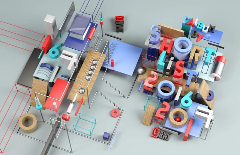 Benoit Challand cria imagens que misturam seus conhecimentos de design, direção de arte e ilustrações tridimensionais. Seus trabalhos parecem viver em uma mistura de mundos opostos como a criação de cenários e a arte digital e, creio que, é por isso que eu acho o que ele faz tão interessante.