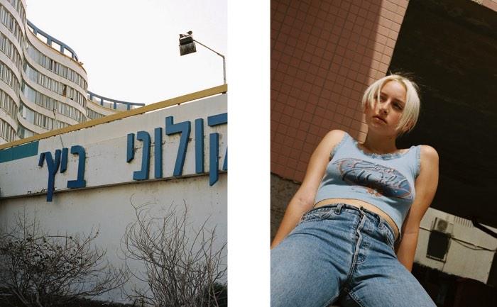 Sempre acho muito interessante quando me deparo com o portfolio de fotografia de uma pessoa como Dafy Hagai. Seu trabalho autoral e seu trabalho comercial e editorial são bem similares e não é todo dia que eu consigo ver isso acontecendo por ai. Acredito que esse fator tenha sido o que me atraiu para as fotos coloridas e com um sabor de juventude que a fotógrafa israelense faz.