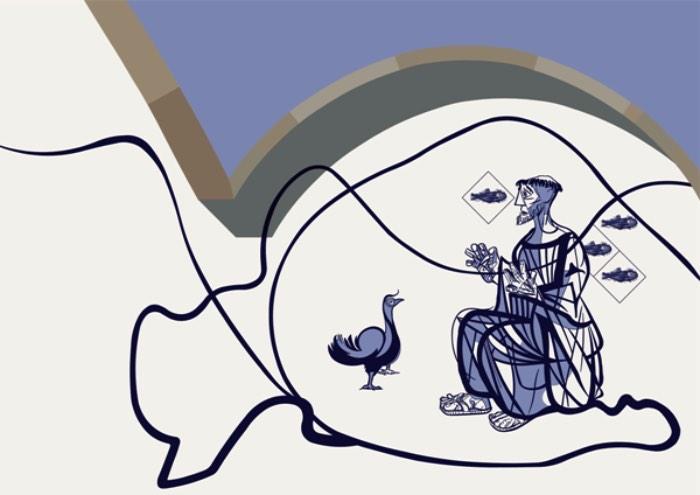 O Fachada Frontal começou através da admiração que Zema Vieira sente pela maneira com que projetos de arquitetura eram representados no passado. Antigamente, as edificações e outros projetos eram projetados com uma riqueza de detalhes que mostrava uma sensibilidade estética quase artística. A pergunta é: será que essa estética poderia ser reproduzida hoje em dia com a frieza das ferramentas do desenho técnico?