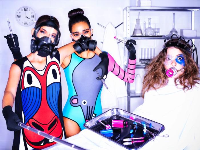 Anti-Human é o mais novo projeto visual do Coletivo Kolor e do fotógrafo Franco-Húngaro Pol Kurucz, fundador do coletivo carioca que já apareceu por aqui anteriormente. Essa série de fotos vai parte do Projeto ZONA que consiste de fotos formadas por zonas temáticas e estéticas.
