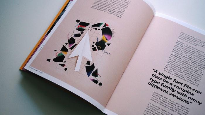 Justyna Stasik foi convidada pela revista The Recorder para ilustrar um artigo de Angela Riechels sobre as ferramentas interativas pelo tipógrafos modernos e como o uso delas acaba influenciando a arte da tipografia. Descobri esse projeto navegando pelo behance e sabia que precisava mostrar para mais pessoas aqui.