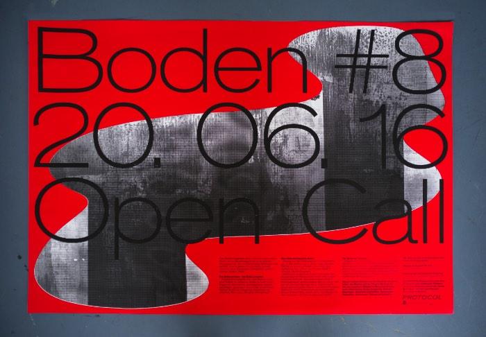 Elias Hanzer é um designer austríaco com um paladar especial para a tipografia e para as cores. A forma com a qual ele brinca com as geometria e as serifas pode ser, praticamente, orgásmico para aqueles que gostam do design gráfico de forma experimental e única.