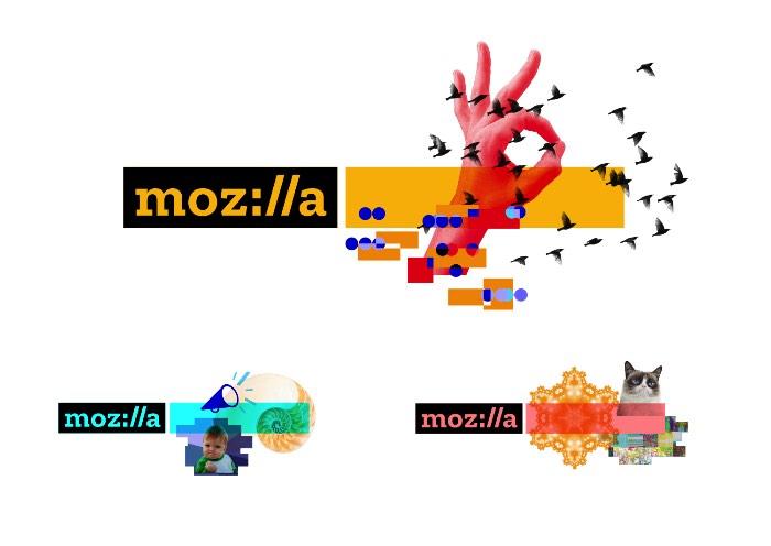 Depois de sete meses de trabalho em um processo de design, conduzido completamente em aberto, o Mozilla acabou de mostrar para o mundo o seu novo branding. O conhecido Mozilla redesign foi liderado por Johnson Banks, de Londres. A família tipográfica ficou na mão da Typoteque e recebeu o nome de Zilla e vai ser uma dessas fontes gratuitas para todo mundo usar mas que eu ainda não consegui encontrar por ai.
