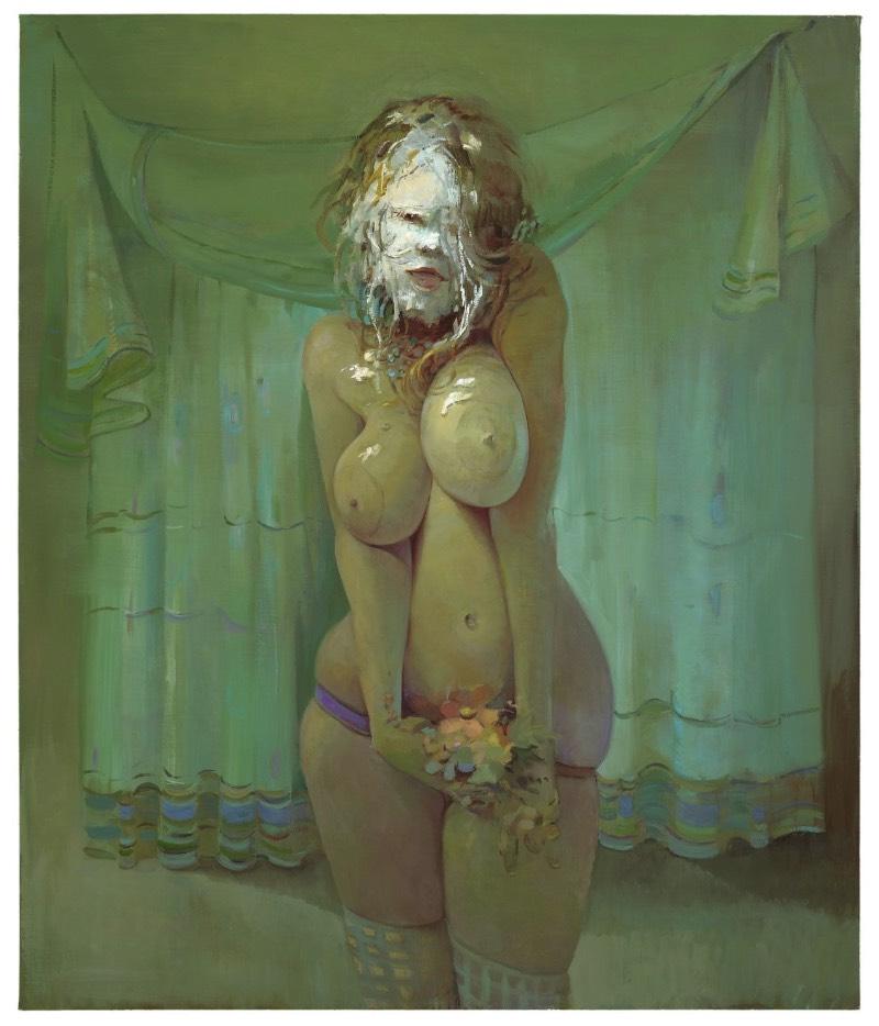 Misturando a tradição de retratos com uma forma diferentes de mostrar a transgressão feminina e seu empoderamento, Lisa Yuskavage apresenta um trabalho que mostra sensualidade com confronto. Tudo isso através de uma provocação visual que cria imagens na imaginação de quem observa suas pinturas.