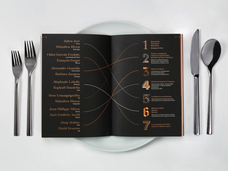Le Diner des Agences é um jantar beneficiente em suporte da Fundação Marie-Vincent, uma organização cuja missão é ajudar crianças que foram vítimas de violência sexual. O tema da última edição desse jantar tão especial foi chamado de Le Noël de Votre Enfance, que pode ser traduzido como o Natal da nossa Infância.