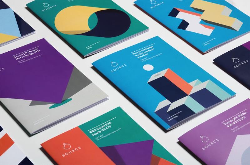A Source está aqui para mudar o mundo do investimento e a equipe de criação da Mother Design teve a função de colocar esse conceito em prática de forma visual. Abaixo você pode ver todo esse trabalho fenomenal criado por esse estúdio britânico de design e branding.