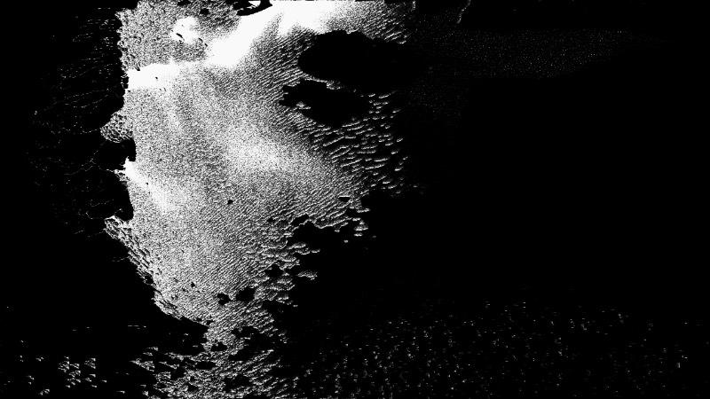 Denial of Service é como é conhecido o artista visual Palmer Eldritch e Onryo é sua mais nova criação. Em Onryo você vai ver como o artista mistura e combina um caos tecnológico nor que mistura sequências de reação e difusão criadas através de Max/Jitter, cortesia de Paul Fennell.