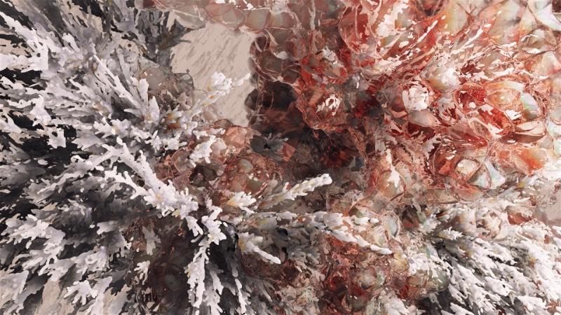 Quantum Fluctuations foi feito como uma série de experimentos virtuais por Markos Kay. Seu objetivo foi o de mostrar a complexidade e a natureza intransigente dos fundamentos mais básicos da realidade onde vivemos. Ele estava falando do mundo do quantum, um mundo que está ao nosso redor e que é impossível de observar diretamente.