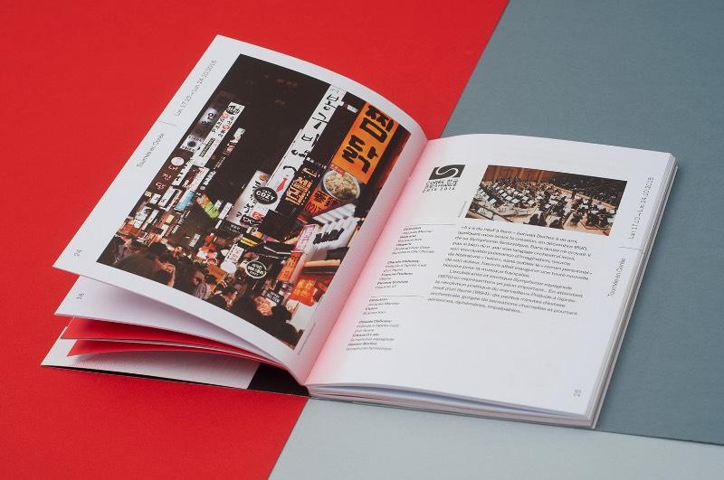 Por mais de quarenta anos, a Orquestra Nacional de Lorraine tem sido uma das mais importantes orquestras na França e no mundo. Servindo como referência para cultura internacional pelo seu repertório, repleto de clássicos do passado e criações contemporâneas. Depois de uma cooperação de design com o pessoal da Nouvelle Étiquette, eles voltaram a criar para essa famosa orquestra e aqui você pode ver a identidade visual criada para eles para a temporada de 2016 - 2017.