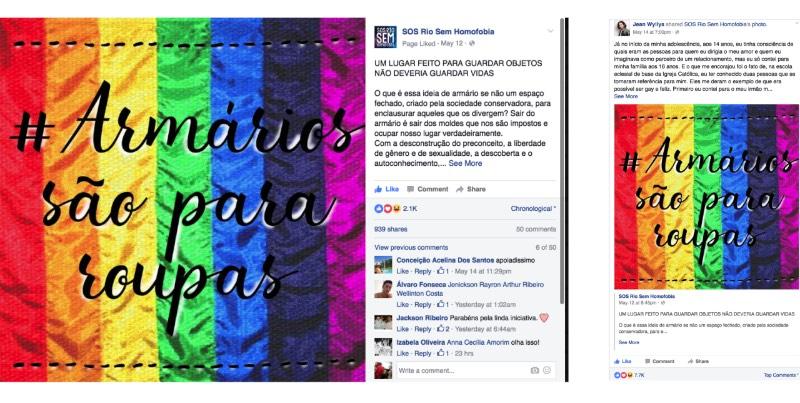 Camila Scaramella criou uma fonte inspirada pela tipografia caligráfica para um projeto de conclusão de curso da Universidade Federal de Santa Catarina. A ideia e o objetivo desse projeto foi o de desenvolver uma fonte display que foi disponibilizada gratuitamente para materiais gráficos de coletivos, blogs e projetos para causas feministas.