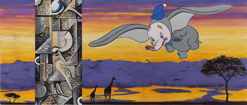 Deborah Kass é uma artista multimídia americana cujo trabalho pode ser descrito como feminista, político e com uma estética pop. Conheci seu trabalho durante mais um dos fenomenais episódios do Design Matters com a Debbie Millman, onde ela fala sobre sua carreira, sobre seu trabalho e como onde ela chegou onde está hoje.