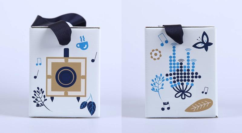 Não é todo mundo que conhece a Intermono mas, na Coréia do Sul, eles são uma marca especializada em caixas de som de madeira com um visual bem especial e único. Sua última linha de produtos, chamada MINI, vem com uma série de ilustrações em uma embalagem que é tão bonita que muita gente vai acabar guardando.