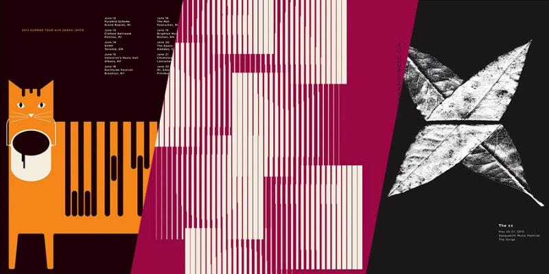 Jason Munn cresceu cercado de discos, cds e gráficos de skate. Isso serviu como sua introdução particular a arte e mudou como ele enxergava o mundo. Mudou tanto que, anos depois, ele foi trabalhar como designer criando exatamente aquilo que o influenciou tanto. Seu trabalho como designer de posters para show começou meio que acidentalmente. Ele sabia que queria fazer posters mas a maioria das bandas não tinha um orçamento para isso e ele não sabia direito como o mercado funcionava em relação a esse tipo de trabalho. Tudo mudou quando a banda de um amigo resolveu convidá-lo para criar os posters dos shows que eles fariam quinzenalmente. Foi assim que sua carreira começou.