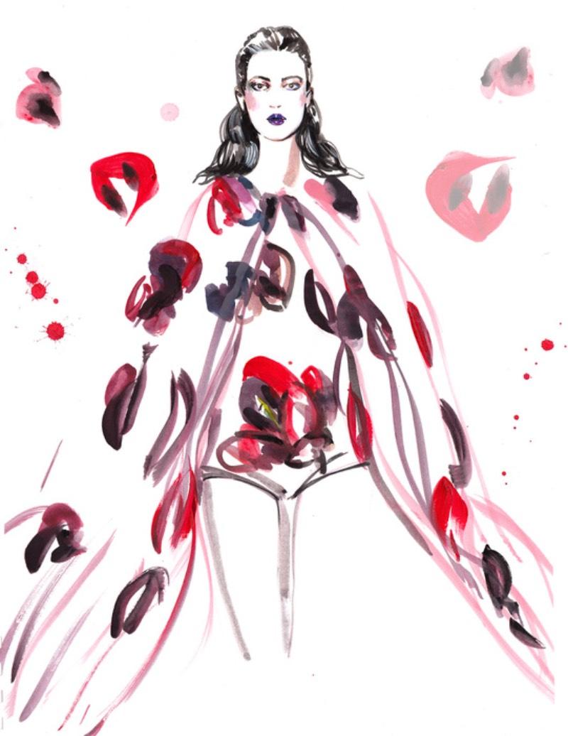 O que mais me chamou a atenção nas ilustrações de Meagan Morrison é a simplicidade de seus traços. A forma com a qual ela cria imagens é algo especial para mim já que ela parece usar de pinceladas de uma forma precisa. Quase como se ela não quisesse desperdiçar nada. Foi isso que capturou meu olhar inicialmente e, por isso mesmo, sabia que precisava publicar seu portfólio por aqui.