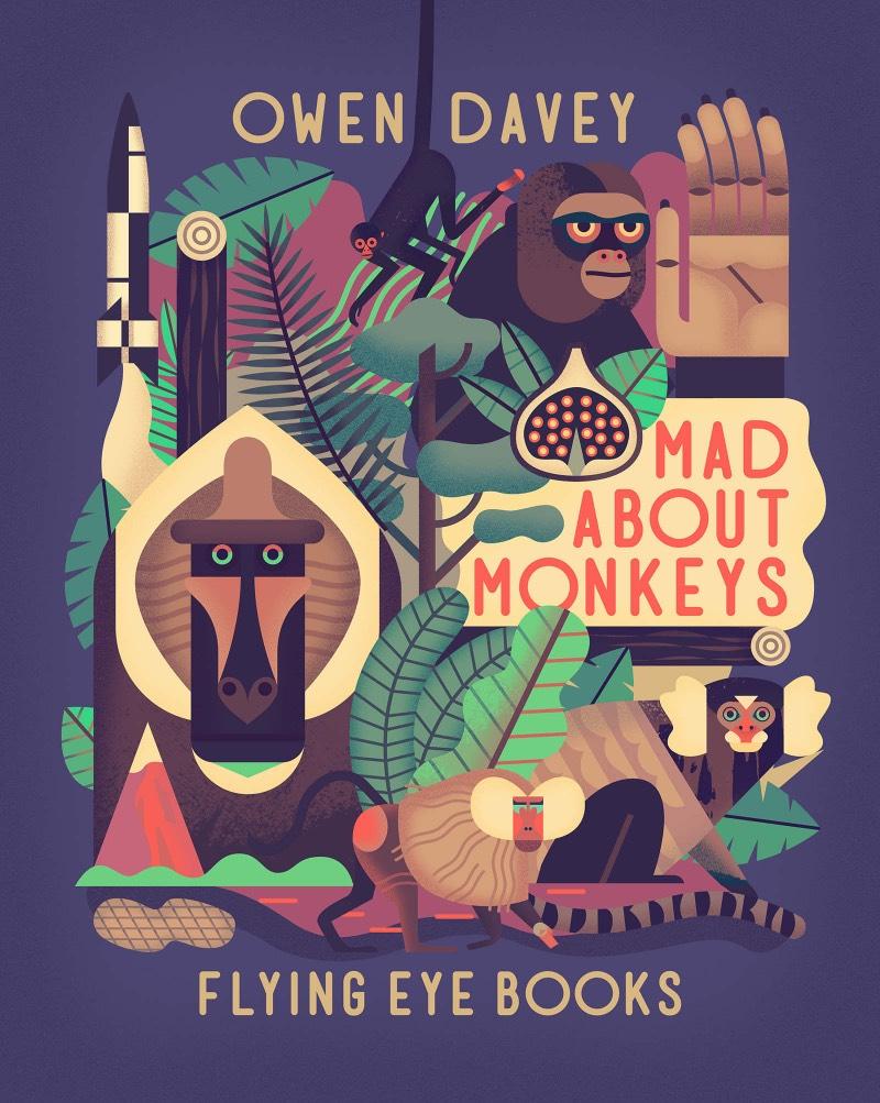 Para Owen Davey, a melhor dica que um ilustrador pode receber é a de trabalhar duro, cumprir prazos, ser fácil de trabalhar, ser prolífico e saber defender suas idéias quando for necessário. E sou obrigado a concordar com isso. Afinal, não adianta nada ilustrar como um semi deus se você não sabe lidar com pessoas e não consegue manter sua palavra em relação a prazos.