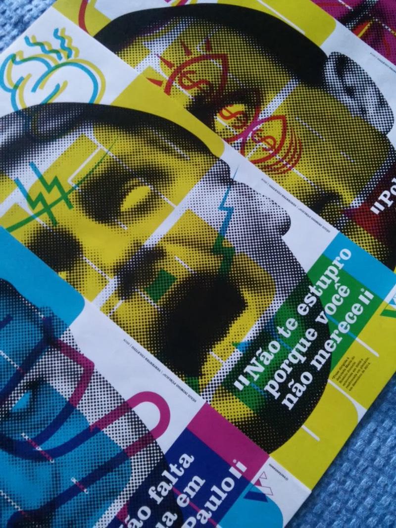 Inimigo Público é uma série de cartazes lambe-lambe criada pelo Vertentes Coletivo como uma série de posters de protesto e, também, de memória. Afinal, 2018 é um ano eleitoral e esse pode ser um dos anos mais desafiadores quando se trata de política no Brasil.
