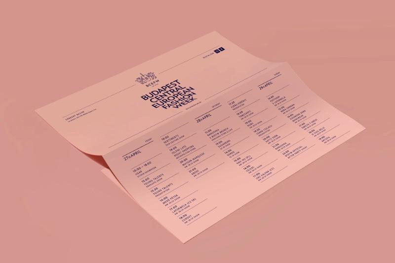 Acompanhar o perfil do Kissmiklos no Behance é algo interessante já que, muitas vezes, sou presenteado com um projeto como a Identidade Visual do Budapest Central European Fashion Week. Esse trabalho foi criado para a Agência de Design e Moda da Hungria, uma empresa que quer ajudar designers locais e mostrar seu trabalho em exposições e eventos ao redor do mundo.