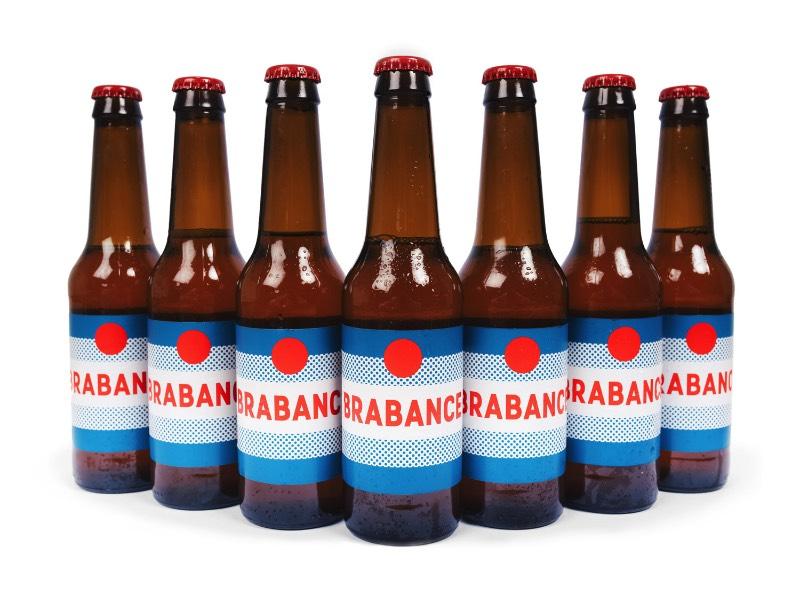Brabance é o nome de uma cerveja belga que tem tudo que você espera em uma cerveja. Mas eu não estou aqui para falar do produto e sim da embalagem que foi criada pelo pessoal da Drift.