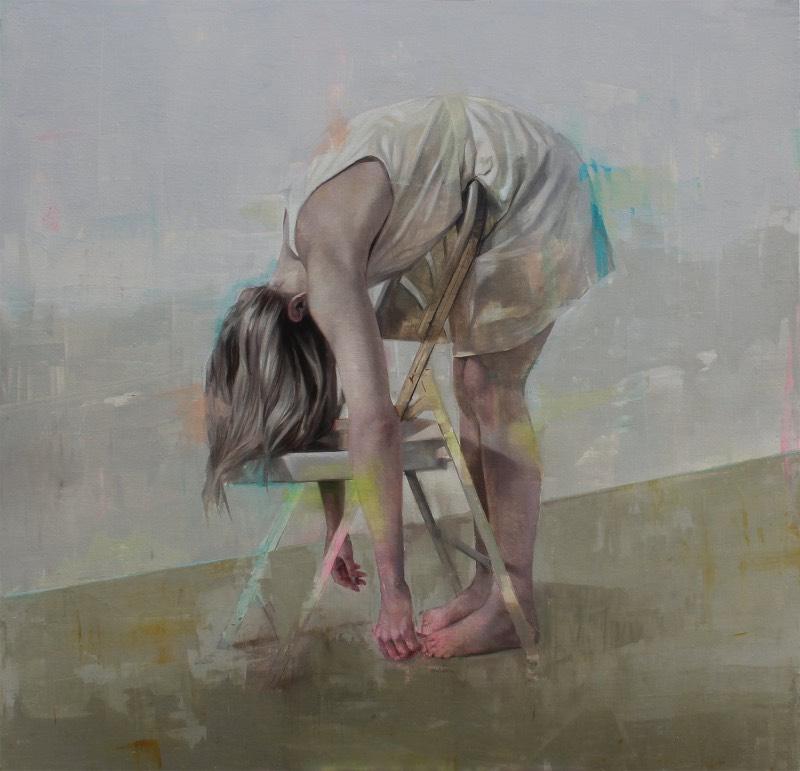 As pinturas de Johan Barrios mostram pessoas que parecem estar sumindo na frente dos nossos olhos. Parece que sua arte captura a essência transiente da natureza da vida através de pinturas de momentos específicos que acontecem na rotina de todos.