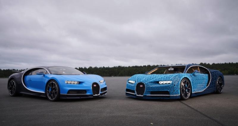 Eu nunca imaginei que iria escrever um artigo aqui sobre uma Lego Bugatti em tamanho real. Mas, o tamanho do veículo aqui é o menor dos problemas. O mais interessante disso tudo é que você pode dirigir esse carro e eu não estou mentindo como você pode ver no vídeo logo abaixo.