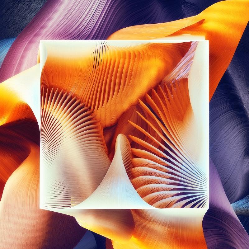 Ari Weinkle é um designer e um artista americano de Boston. Seu trabalho costuma se apropriar de formas diferentes e usá-las de uma maneira inusitada. Desse jeito, a figura humana se mistura com a caligrafia e, também, com formas geométricas e outras com um formato mais orgânico.