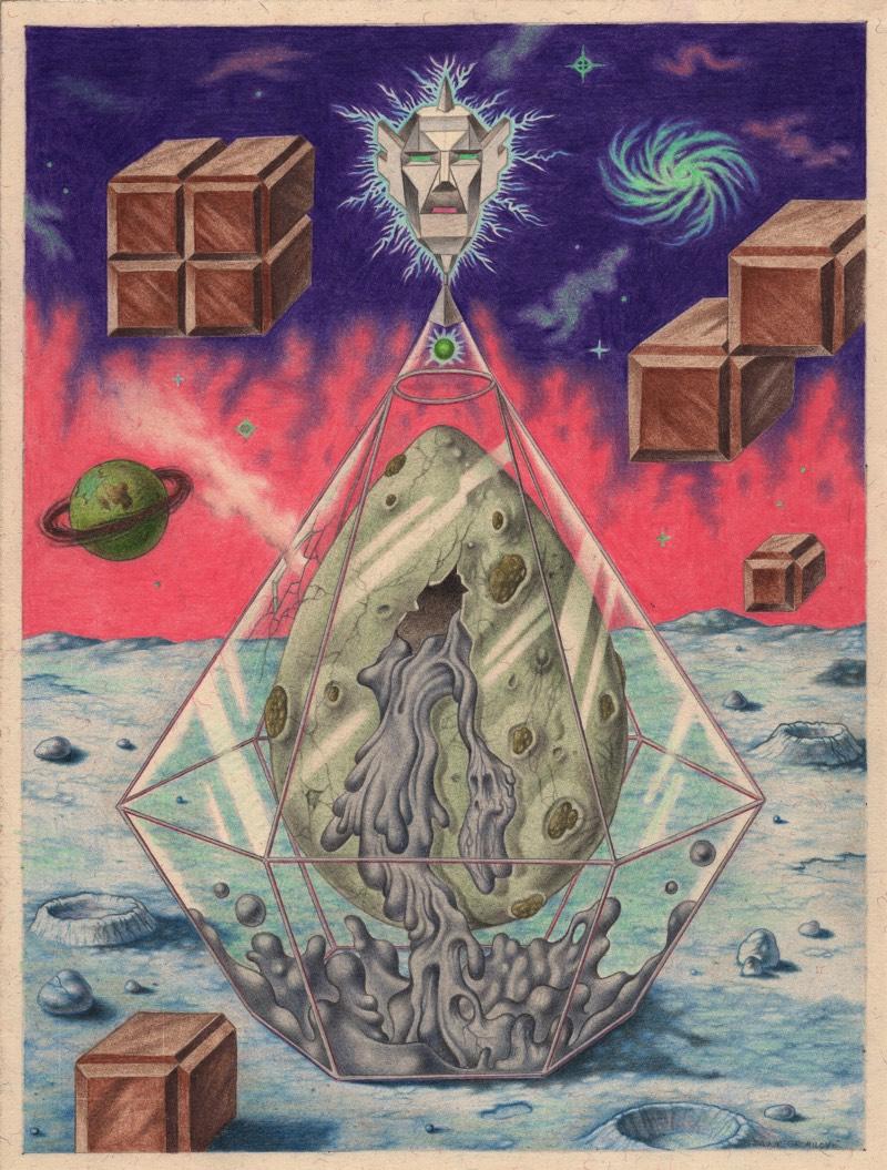 Os estranhos, surreais e quase psicóticos desenhos de Davor Gromilovic apontam para um mundo onde não parecem existir regras. Um mundo onde tudo que não é natural parece viver e um lugar que eu acredito que deve ser interessante de visitar.
