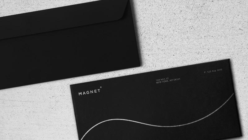 Magnet é o nome de um estúdio de cinema fictício que foi criado pela designer Janet Wright para um projeto estudantil. Porém, o resultado final ficou tão interessante que eu achei mais do que necessário divulgar esse projeto por aqui.