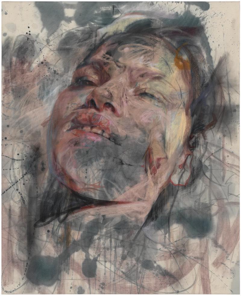 De acordo com o artista Jenny Saville, a percepção que temos do corpo humano é tão aguda que a menor sugestão de um corpo acaba desencadeando o reconhecimento. Talvez, por isso mesmo que ela representa a forma humana transcendendo os limites da figuração clássica e do que chamaria de abstração moderna.