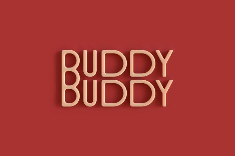 Você não deve conhecer a Buddy Buddy mas eles são uma marca de manteiga de nozes lá da Bélgica. Eles entraram em contato com o pessoal do By Futura para criar uma identidade visual que tivesse uma apresentação jovem e que não se levasse muito a sério. Nas imagens abaixo, você vai poder ver melhor do que eles fizeram.