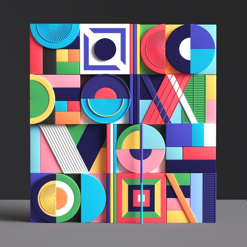 Peter Tarka cria ilustrações imersivas usando formas e cores fortes que elevam a estética de algumas das marcas mais fortes do planeta. Seu trabalho como diretor de arte e ilustrador é bem conhecido pelo mundo e ele já é uma referência para muita gente quando se trata desse estilo de ilustração tridimensional que ele aperfeiçoou.