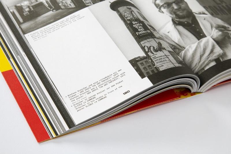 Karl-Heinz Drescher (1936–2011) foi um designer gráfico alemão que trabalhou muito com um dos teatros mais famosos de Berlim: o Berliner Ensemble de Bertolt Brecht. Lá, ele trabalhou por quase 40 anos, desenvolvendo todo o material gráfico utilizado pelo teatro. Além disso, ele também trabalhou para o Akademie der Künste der DDR, o Maxim-Gorki-Theater e o Deutsche Staatsoper na Berlim Oriental.