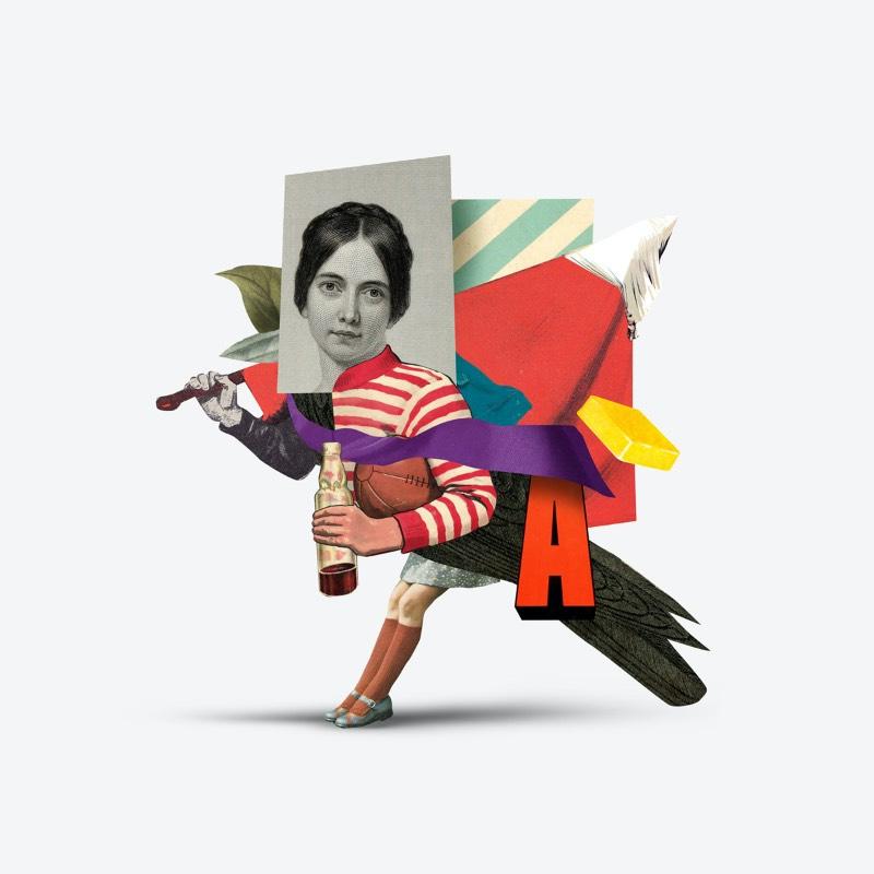 Nazario Graziano é um ilustrador freelancer italiano cujo trabalho se mistura em áreas diferentes. Da direção de arte ao design gráfico passando pelas ilustrações e colagens e, por isso mesmo que eu sou fã do trabalho dele há tantos anos.