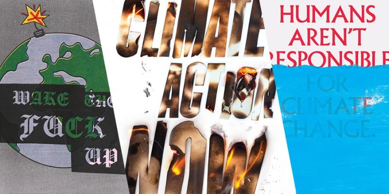 Mate Act Now surgiu como uma forma diferente de protestar contra a mudança climática nos tempos de coronavirus e isolamento social. Mais de cem posters foram criados para incitar uma ação política contra a mudança climática. Alguns posters foram impressos e um livro foi feito com todo o material e o lucro da venda desse material vai ser doado para a Red Cross Disaster Relief Australia.