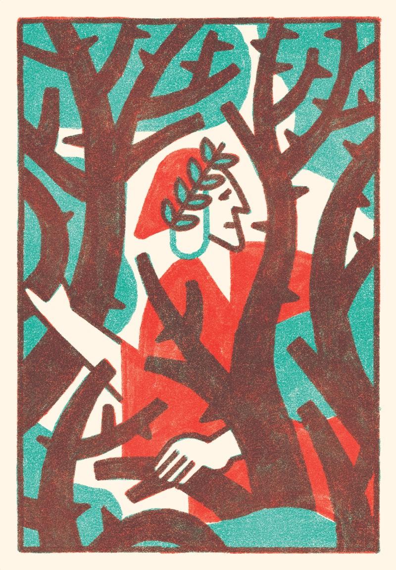 Jacopo Rosati é um ilustrador italiano com um portfólio repleto de trabalhos interessantes quando se trata do uso de cores, traços e estilos visuais. Quando me deparei com seu portfólio, eu sabia que ia acabar publicando algo dele por aqui.