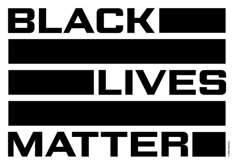 FCK RCSM PSTR é o nome de uma plataforma de posters online cuja finalidade é apoiar o movimento Black Lives Matter. Lá você pode fazer o download gratuito de posters com um visual que, algumas vezes, parece ser bem profissional e apresenta frases que clamam por justiça, igualdade e pelo fim do racismo.