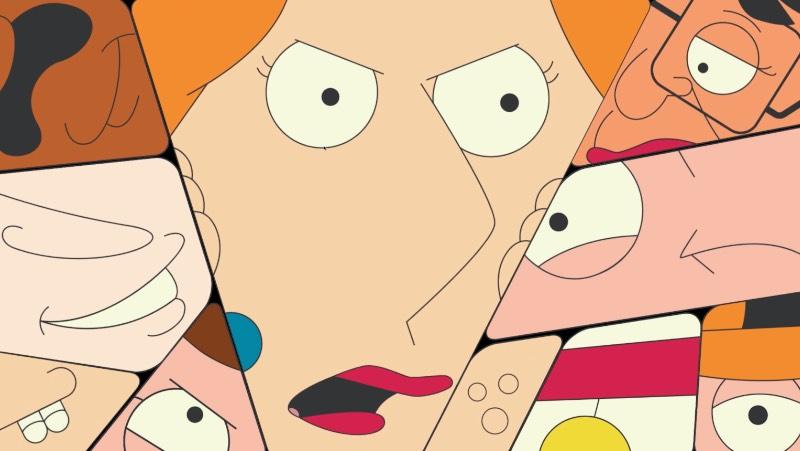 Quando o pessoal do canal de tv a cabo Freeform entrou em contato com a Creative Mammals, eles queriam um impulso visual para as noites de sexta-feira. Também conhecidas como Family Guy Fridays no canal. O pedido envolvia uma série de promoções de marketing e um kit de ferramentas de transmissão que seria usado internamente.