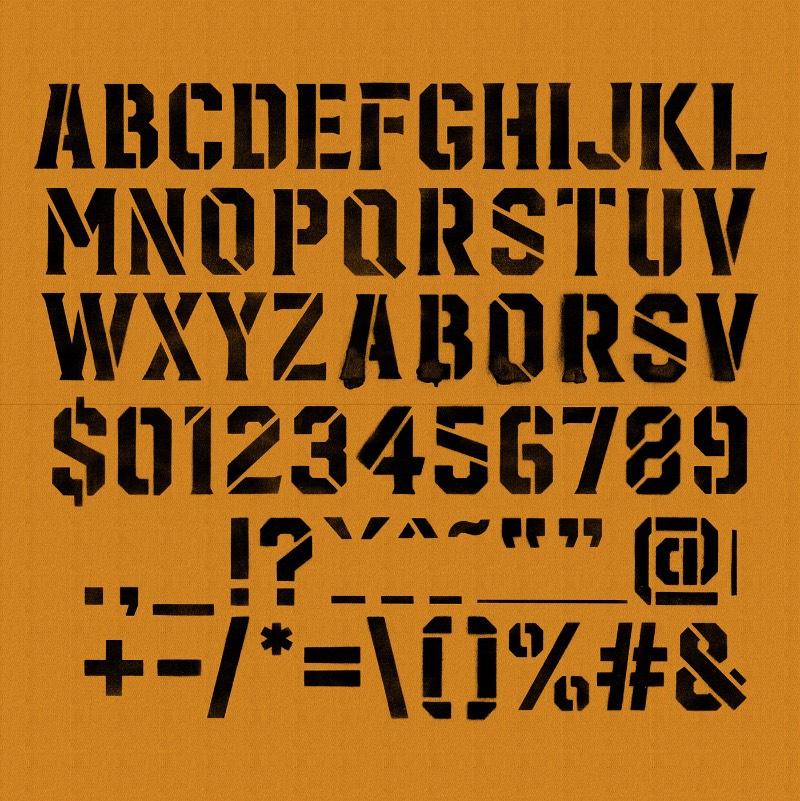 A agência de publicidade paulista GTB entrou em contato com Jackson Alves com um pedido um pouco inusitado, pelo menos a meu ver. Eles queriam ajuda na criação de uma série de alfabetos inspirados nas letras que vemos nos parachoques dos caminhões do Brasil.
