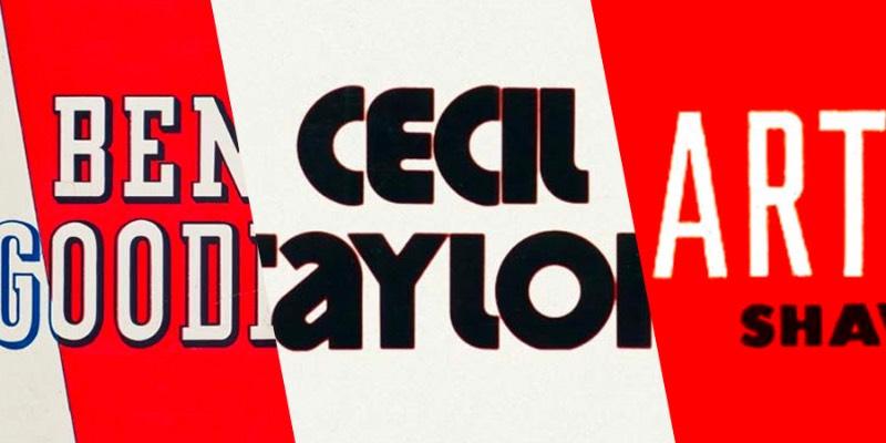 Reagan Ray andou pesquisando alguns dos discos mais clássicos do jazz e resolveu isolar os nomes dos artistas. Dessa forma, ele acabou criando uma belíssima seleção de letterings de discos de jazz com o nome de cada artista e o tratamento tipográfico que foi feito na época. Assim, surgiu um mini-tour da história do design gráfico em meados do século XX.