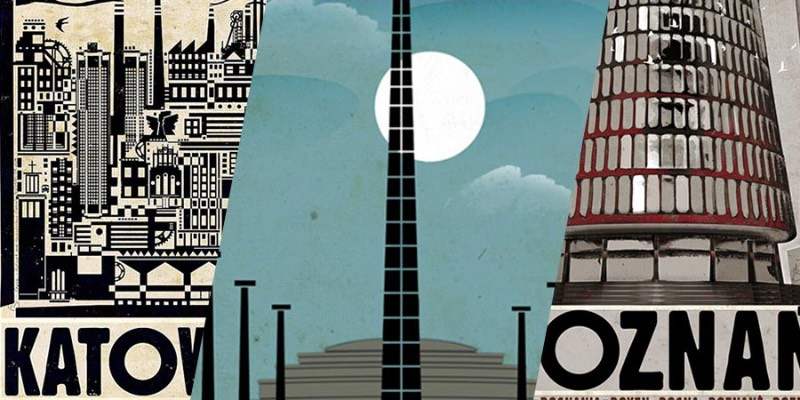 Ryszard Kaja é reconhecido por muitos como o pai do design de posters contemporâneos na Polônia. Nascido em Poznan em 1962, ele morreu aos 57 anos em 2019 e seu legado vai ficar na história do país pela forma com a qual ele apresentou a Polônia para o mundo com seus posters.