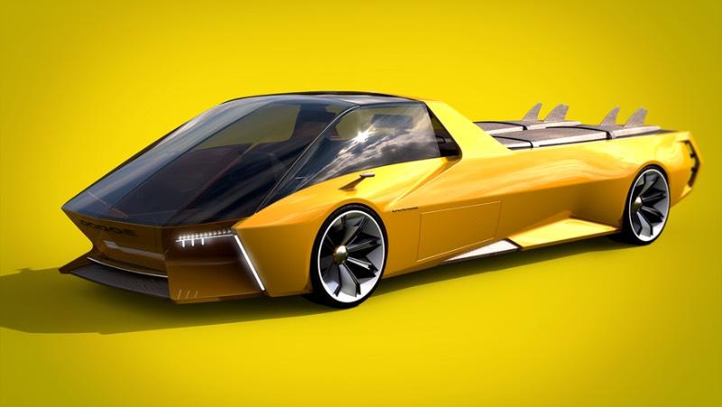Frederik Steve Kristensen é um designer de automóveis que trabalha para a Zenvo Automotive, uma empresa dinamarquesa que trabalha com projetos de super carros. Durante seu tempo livre, ele aprimora suas técnicas de ilustração criando projetos diferentes. Um deles foi o redesign do Dodge Deora que é um dos veículos mais insanos que eu já vi.