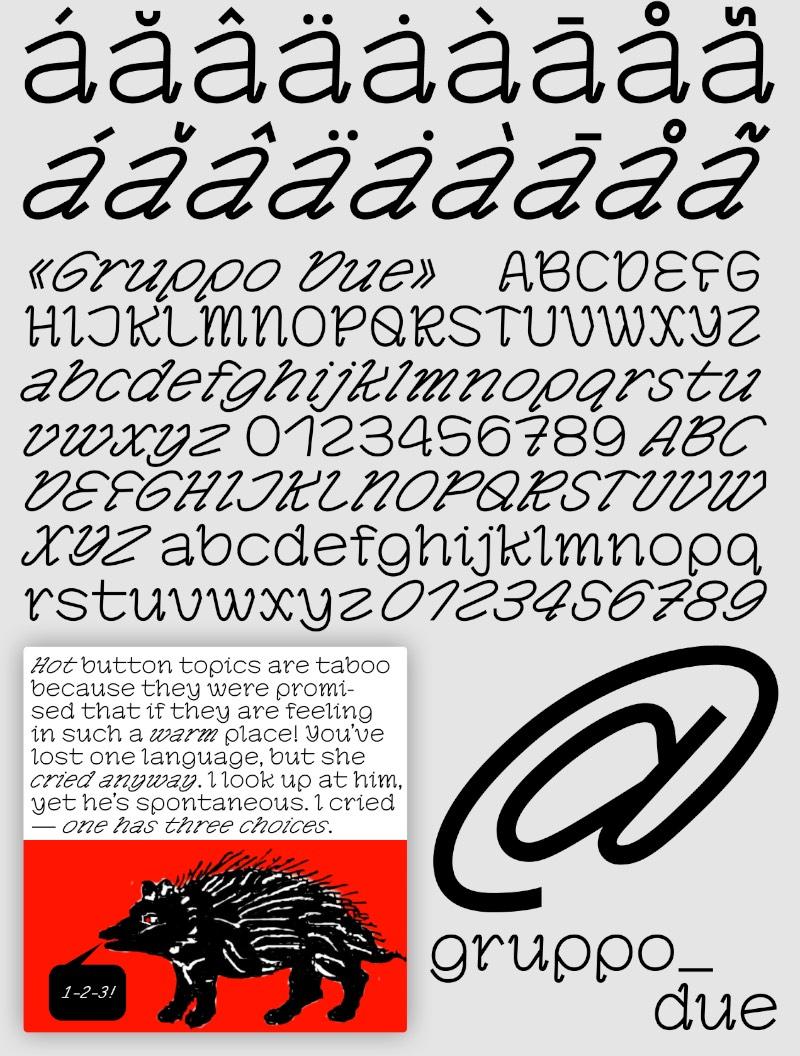 Massimiliano Audretsch é um designer ítalo-alemão cujo portfólio é bem enraizado na tipografia e no design gráfico. Graduado na Universidade de Artes e Design de Karlsruhe, aqui na Alemanha, ele trabalha e vive na Suíça onde divide seu tempo entre vários projetos. Ele trabalha meio período no Studio Johnson/Kingston, trabalha como designer freelancer, e, recentemente, passou a trabalhar como professor convidado na Academia Real de Belas Artes da Antuérpia, na Bélgica.