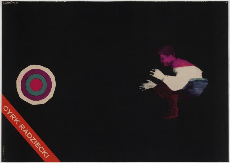 Quando se trata da sua arte e do seu design, Roman Cie?lewicz tinha vários interesses que incluiam a fotografia, a tipografia, colagens e posters, que é a forma com a qual conheci seu trabalho há alguns anos. E é o que eu acabei selecionando como referência visual para seu trabalho. Se você quer ver mais que ele produziu, você pode ver mais imagens do seu trabalho direto nas coleções do MOMA.