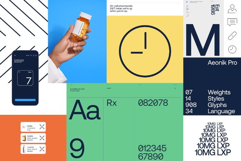 Descobri a existência da Express Scripts Pharmacy hoje cedo, quando me deparei com o projeto de identidade visual que a R/GA fez para eles. E foi com uma certa surpresa que aprendi que a Express Scripts Pharmacy foi uma das pioneiras nos Estados Unidos na entrega a domicílio de produtos farmacêuticos. Desde 1986 que eles vem fazendo isso!